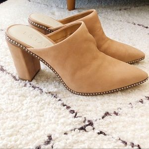 1.State Pointed Toe Mules